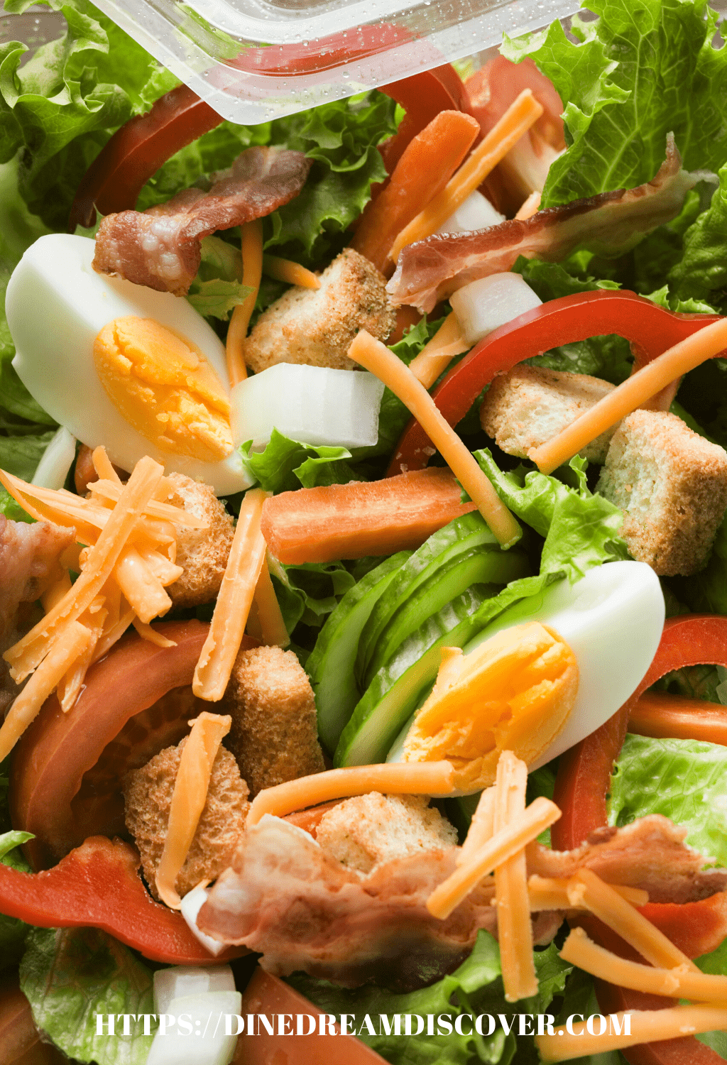 Simple and Healthy Salad RECIPES
