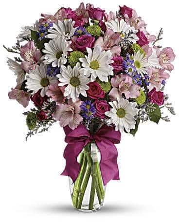 teleflora pretty please bouquet