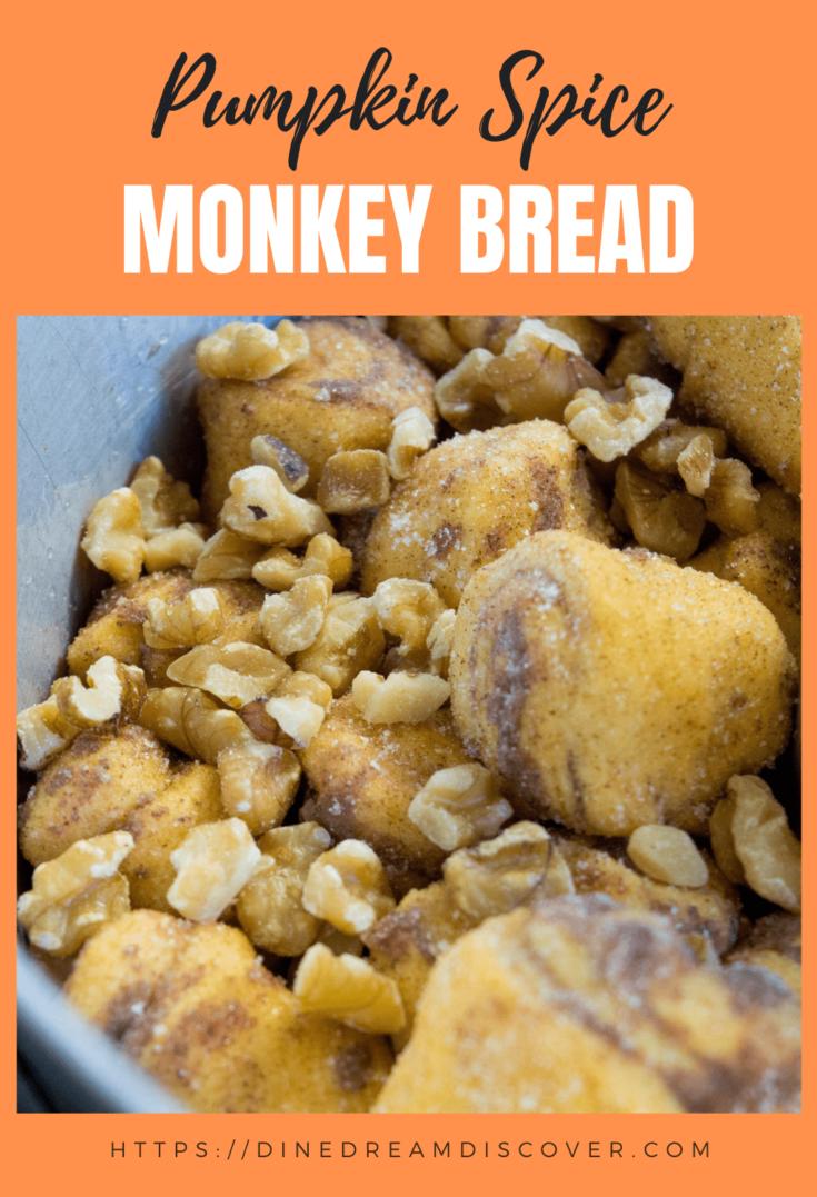 monkey bread with rolls
