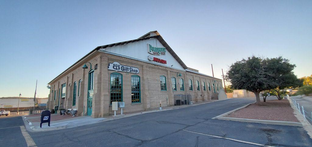 kingman arizona powerhouse museum Historic Route 66