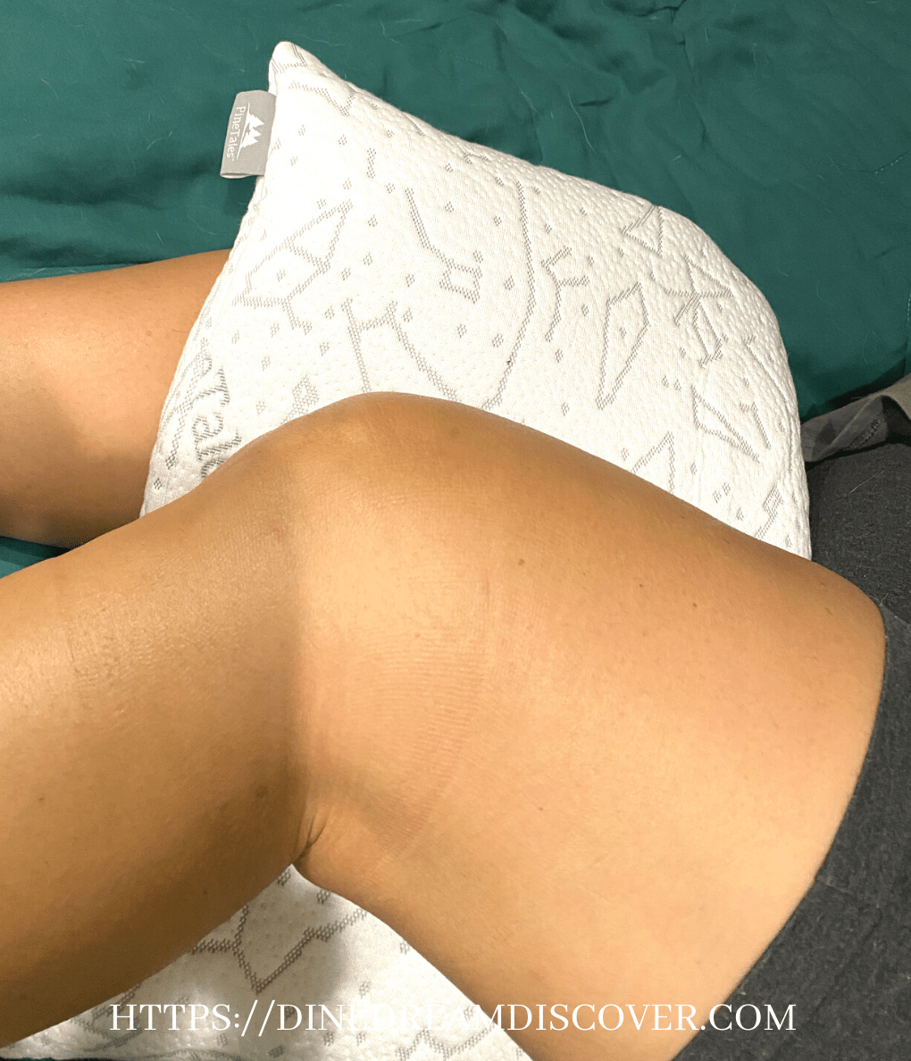 pillow for knee support