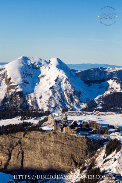 4 French Ski Resorts For Foodies