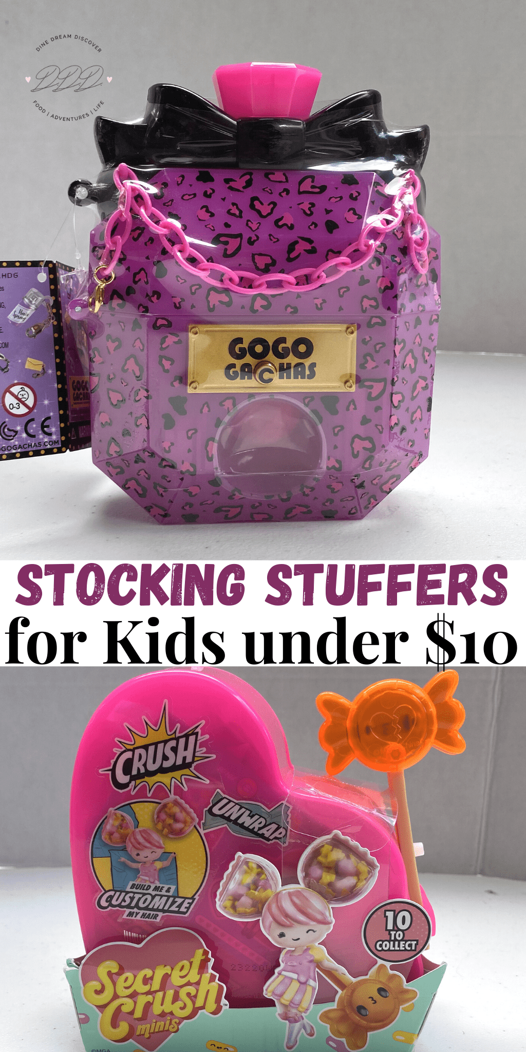 Best Stocking Stuffers for Kids under $10
