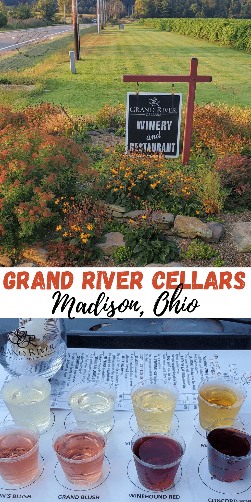 Grand River Cellars Winery - Madison Ohio