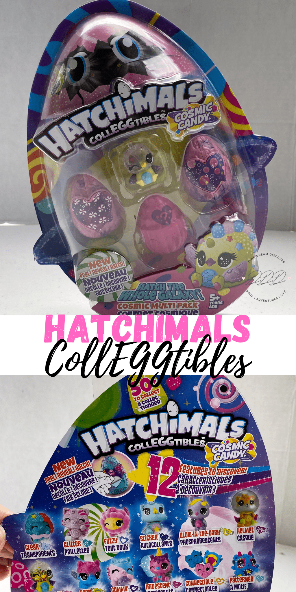Hatchimals CollEGGtibles Cosmic Candy