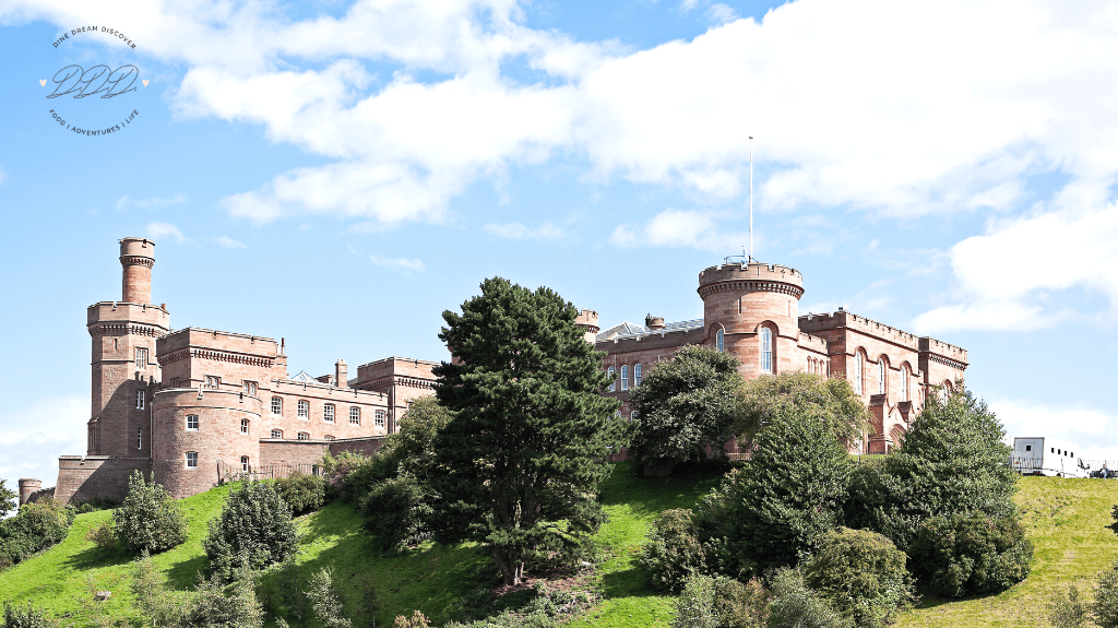 Inverness Castle North Coast 500