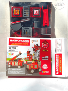 Magformers Rescue Sets