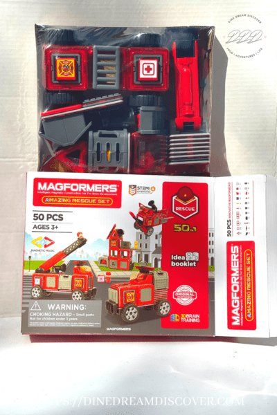 Magformers Amazing Sets