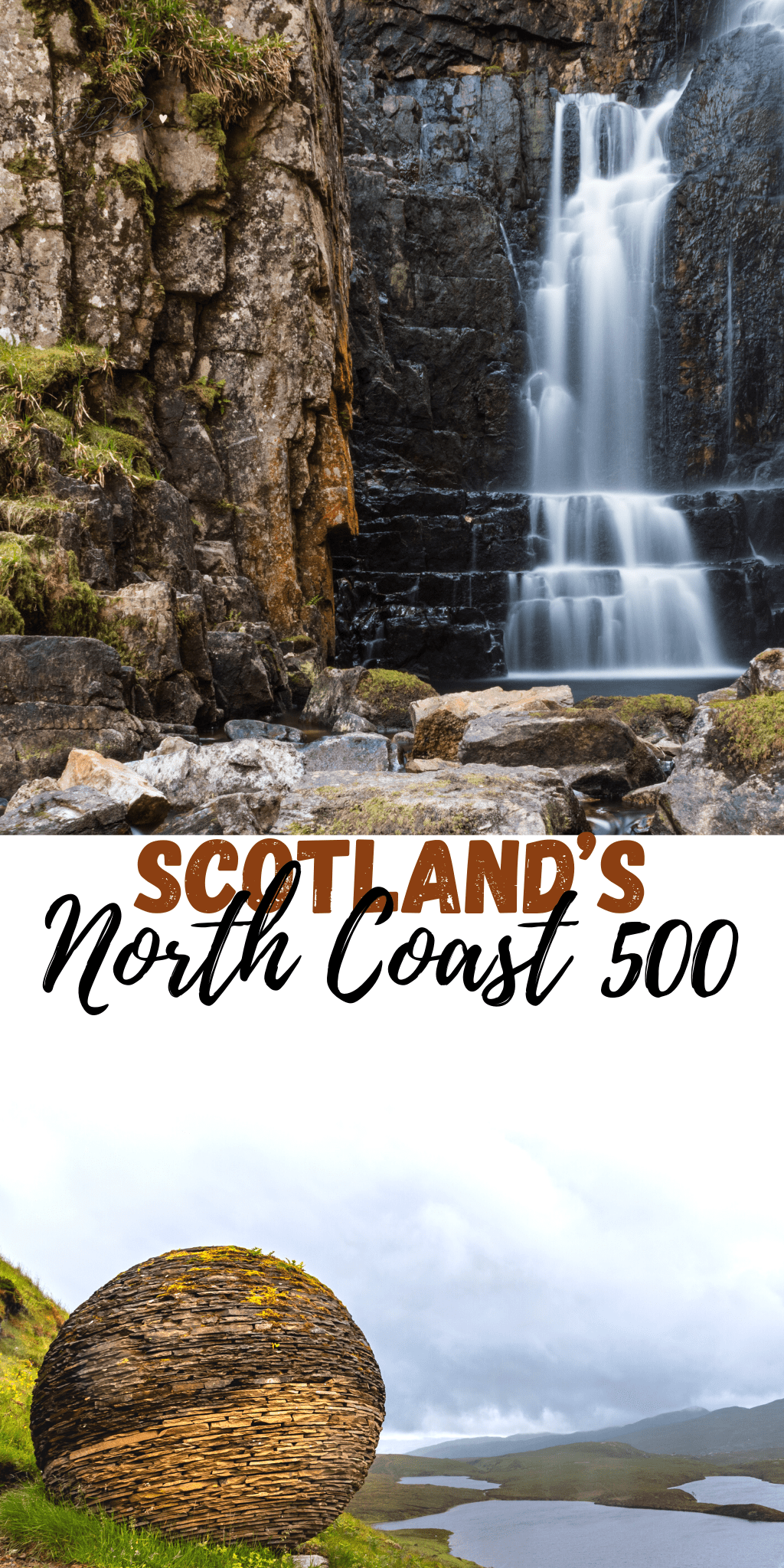 Dramatic North Coast 500