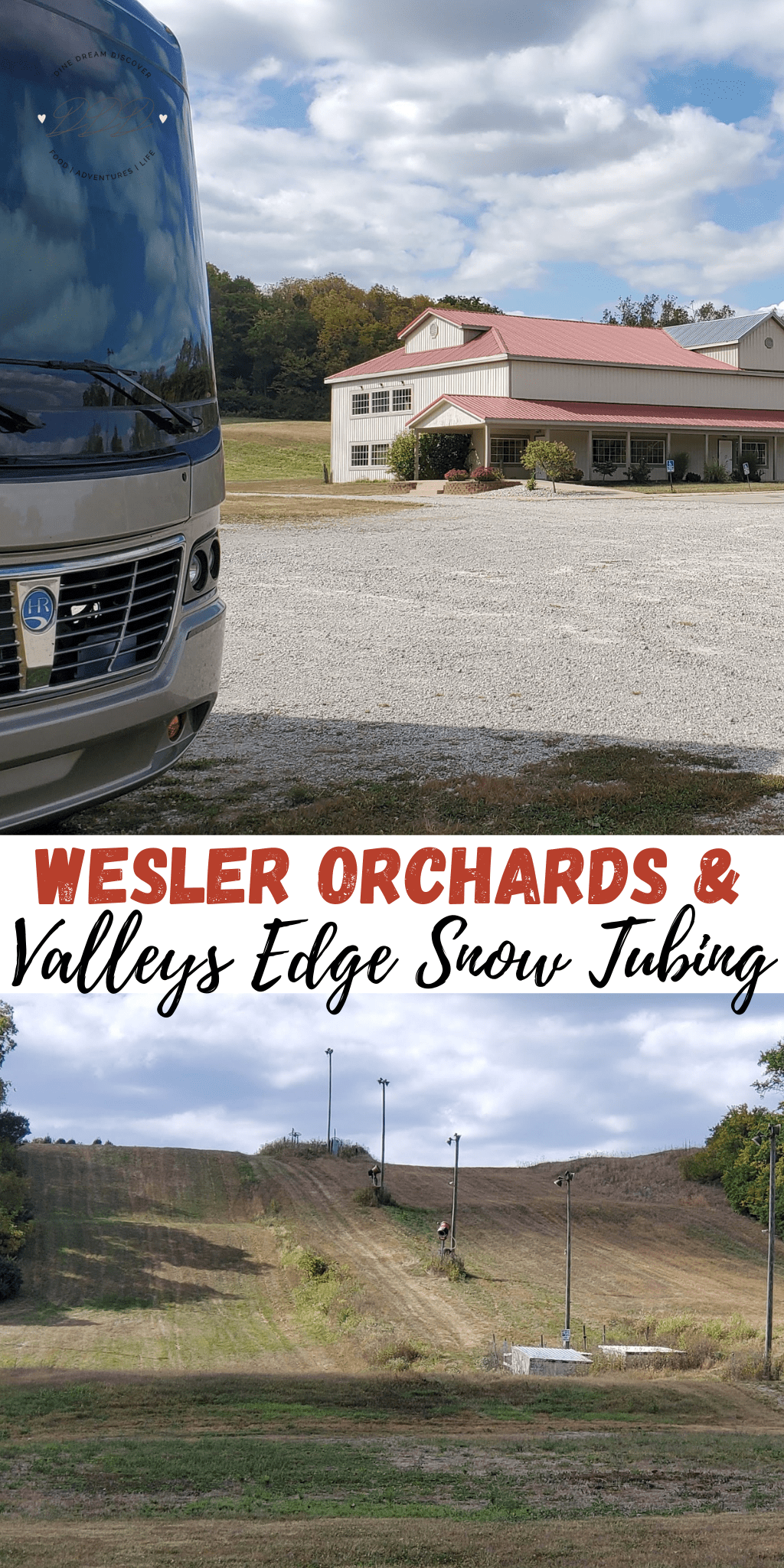 Valleys Edge Snow Tubing - Wesler Orchards