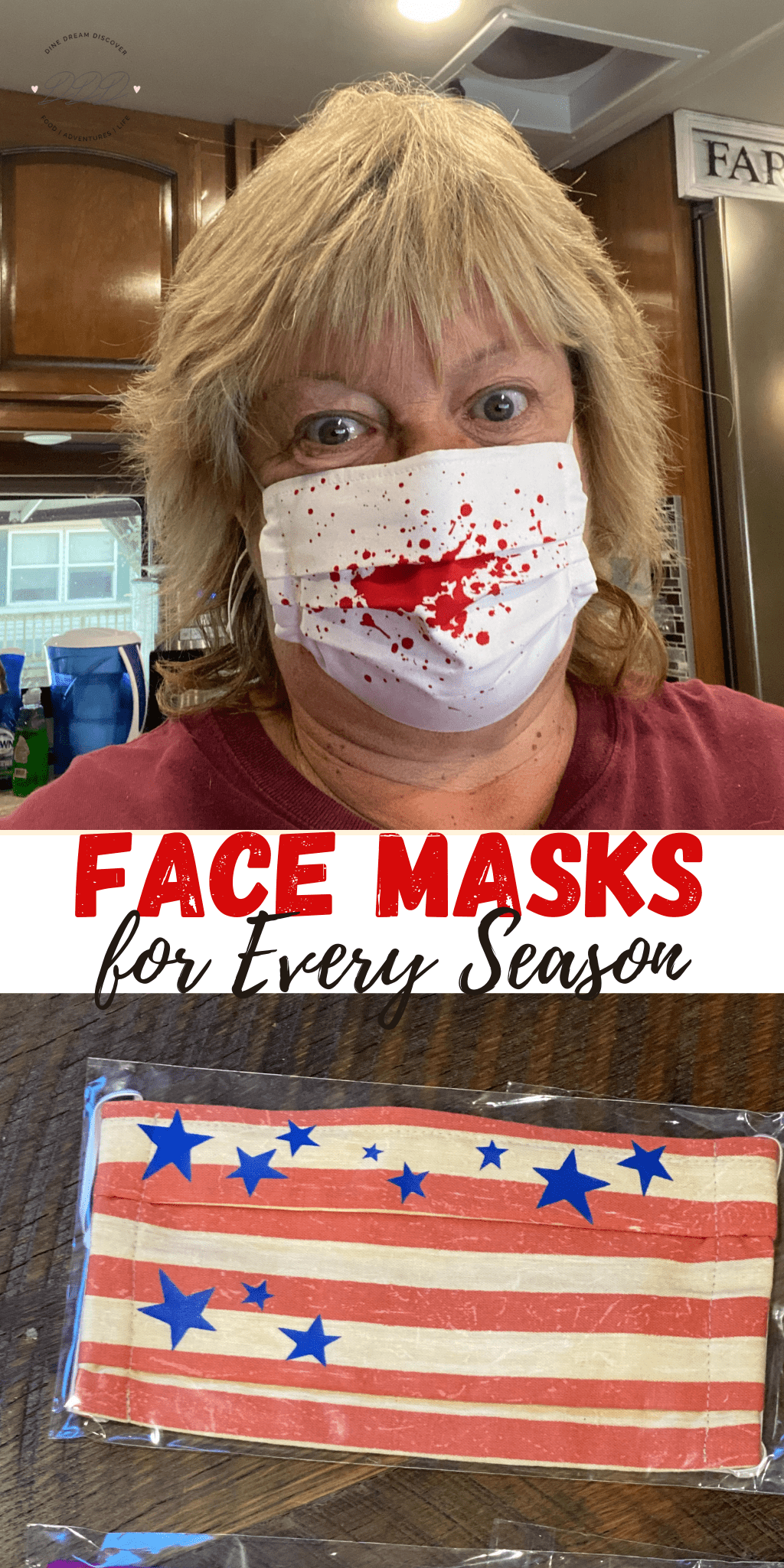 A Face Mask for Every Season