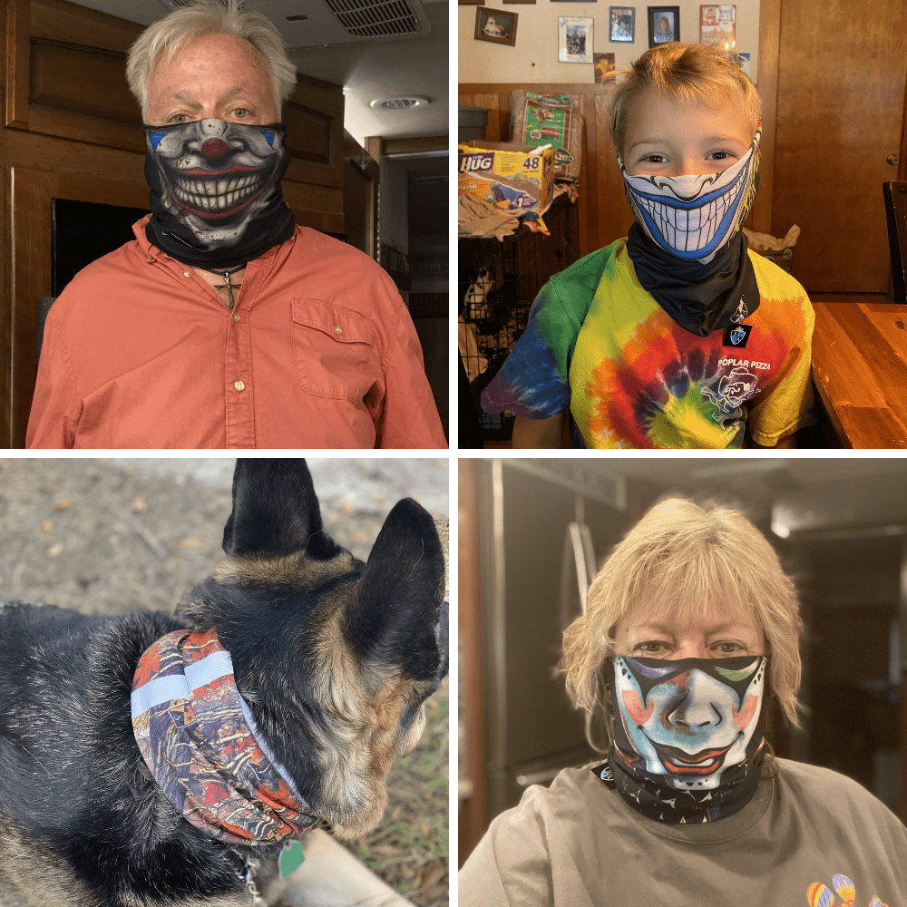 masks for everyone