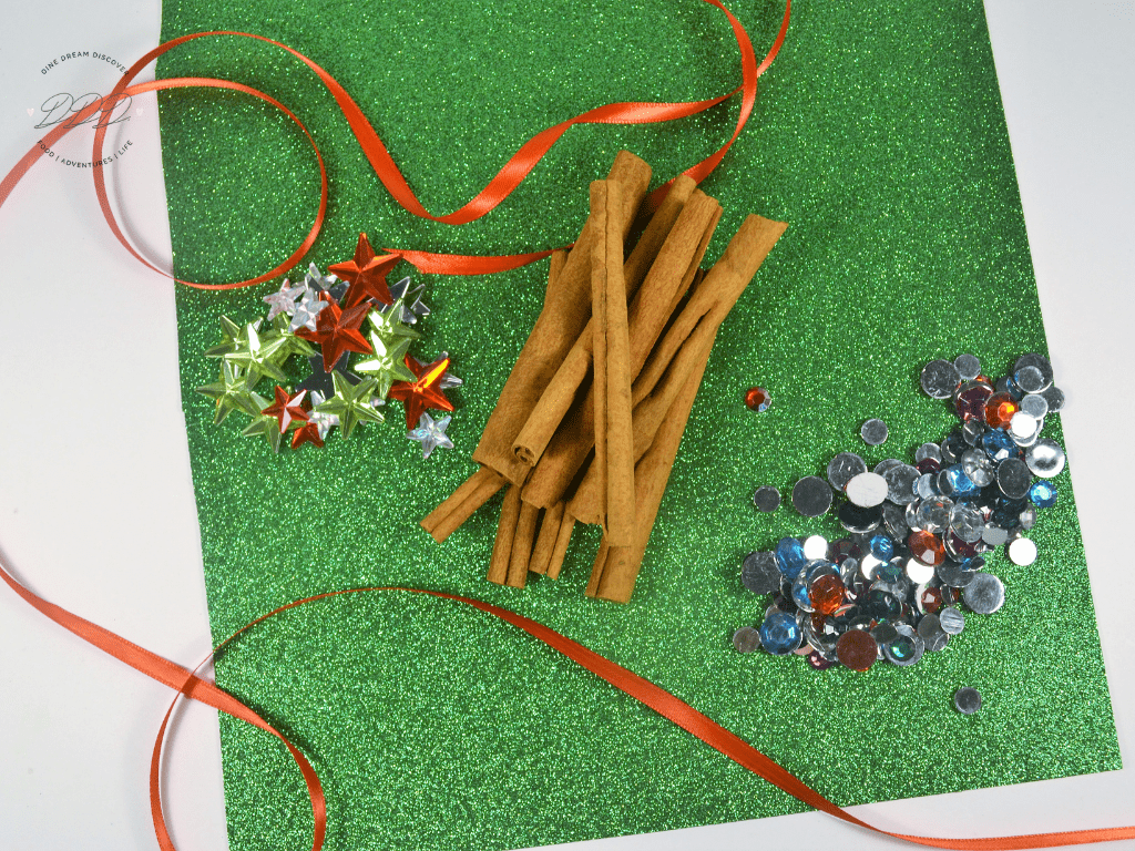 preschool christmas ornaments with pictures