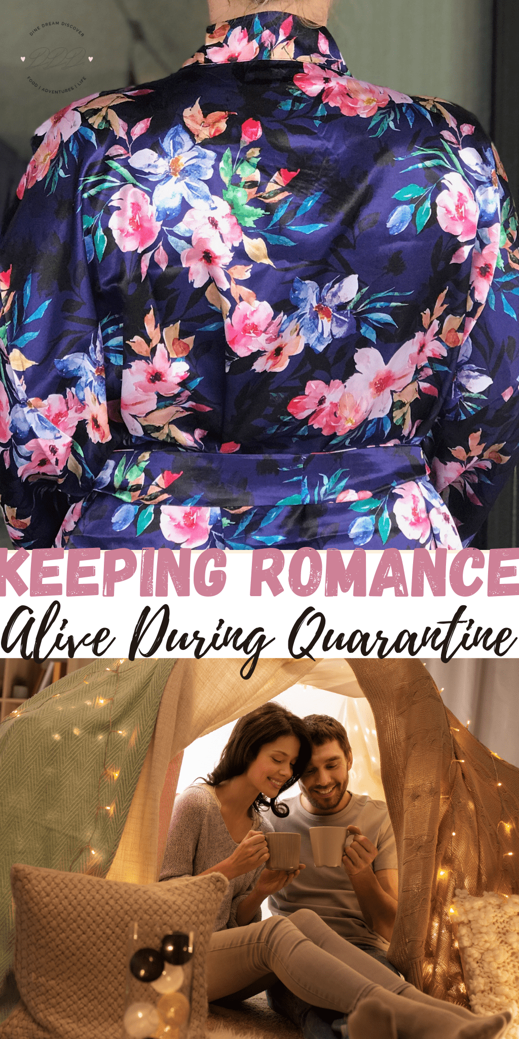 How to Keep the Romance Alive During Quarantine