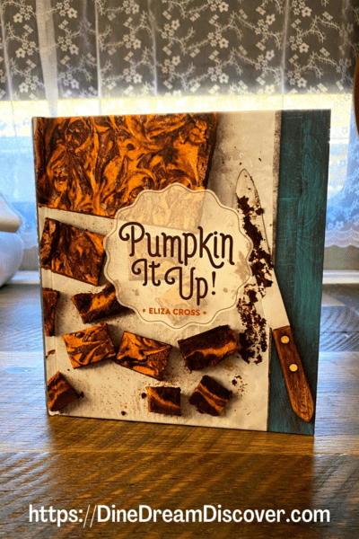 pumpkin it up cookbook