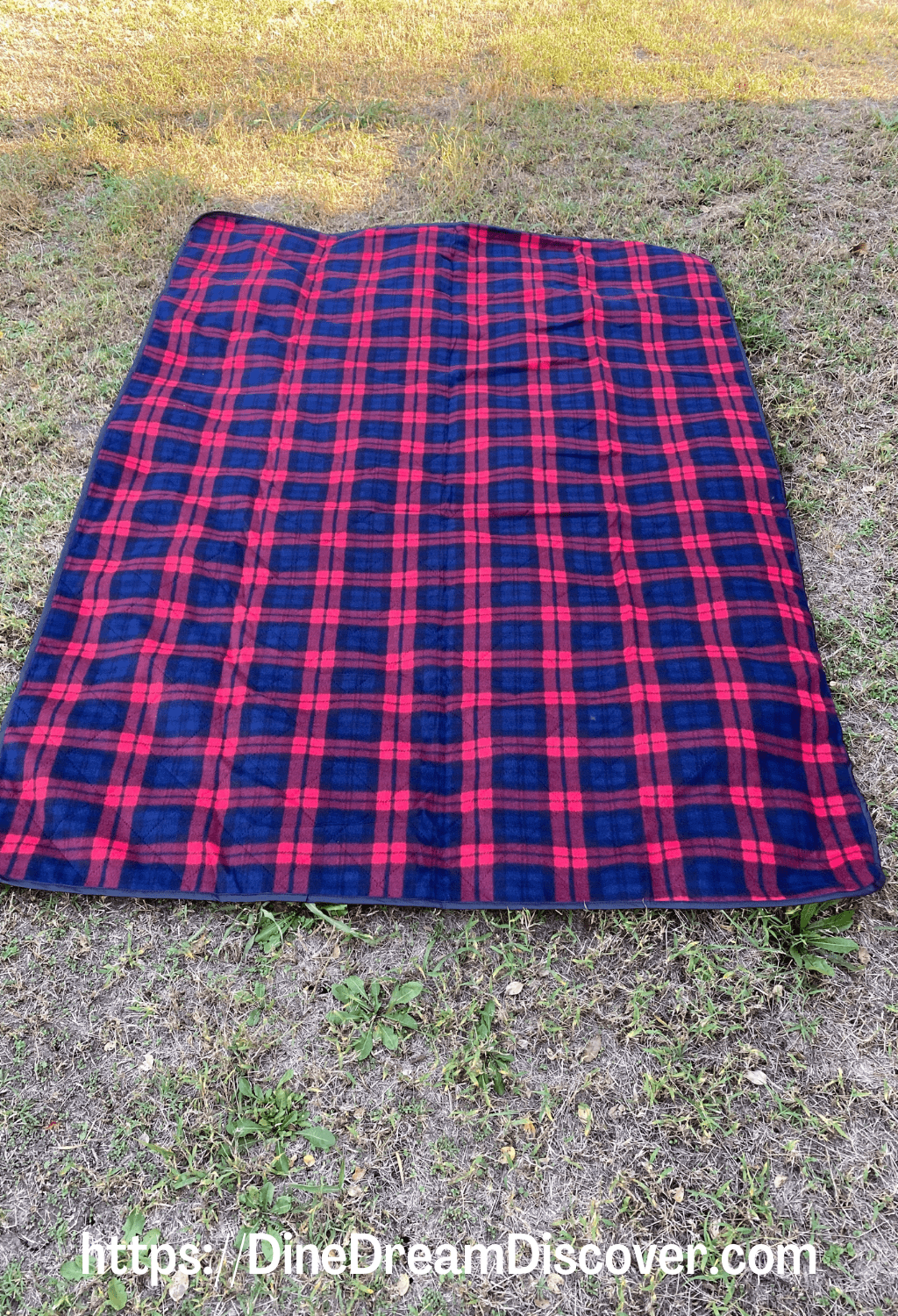 large size camping blanket