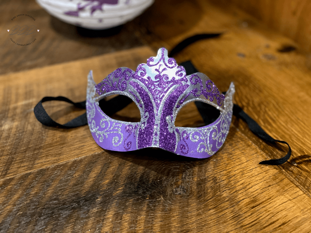 new years eve mask