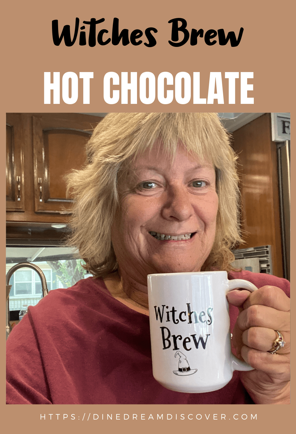 Witches Brew Hot Chocolate