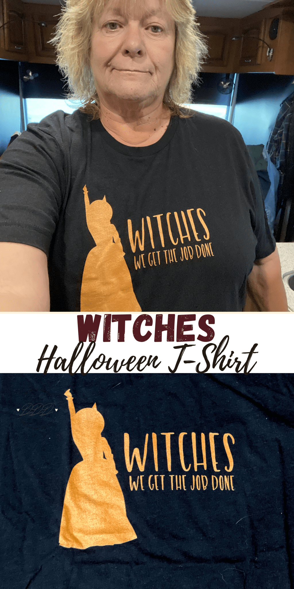 Witches Halloween T-Shirt