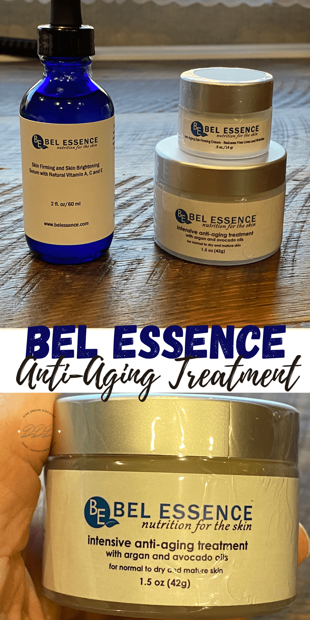 Bel Essence Anti-Aging Products