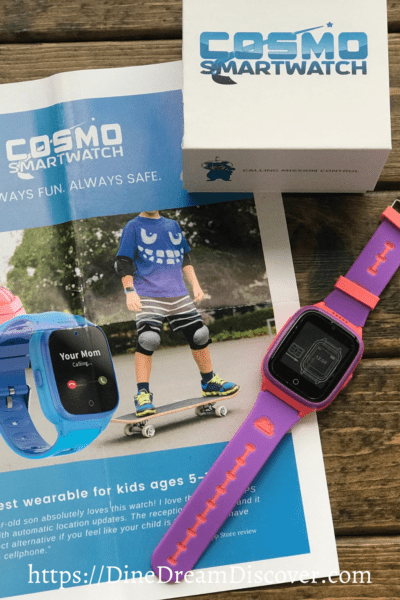 COSMO Smartwatch and App For Kids