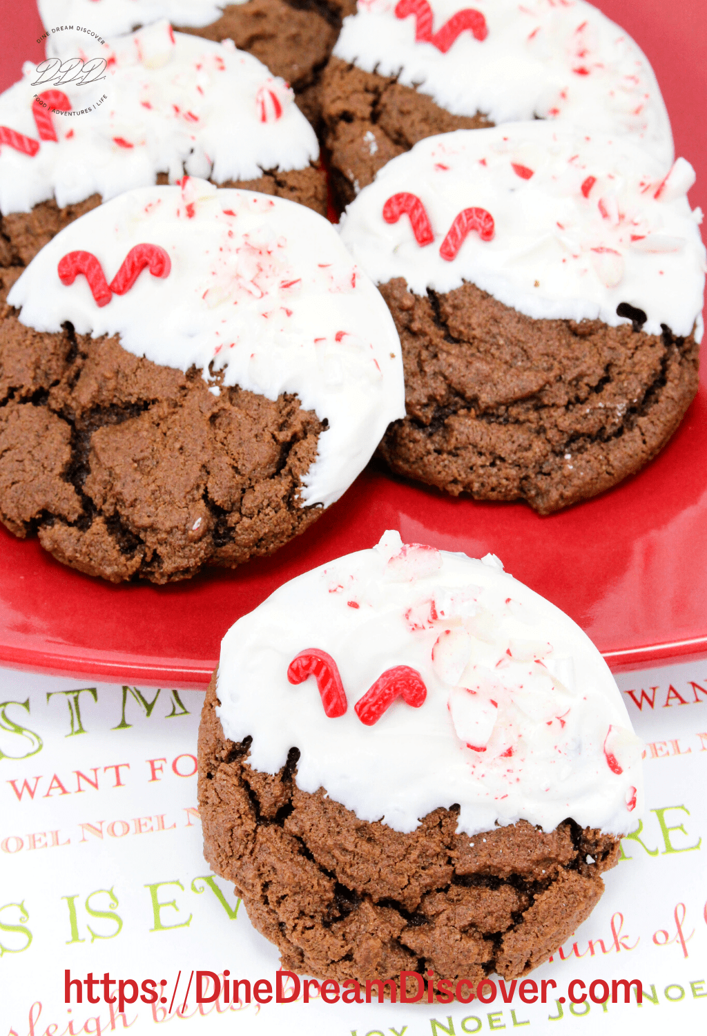 peppermint chocolate cookie recipe