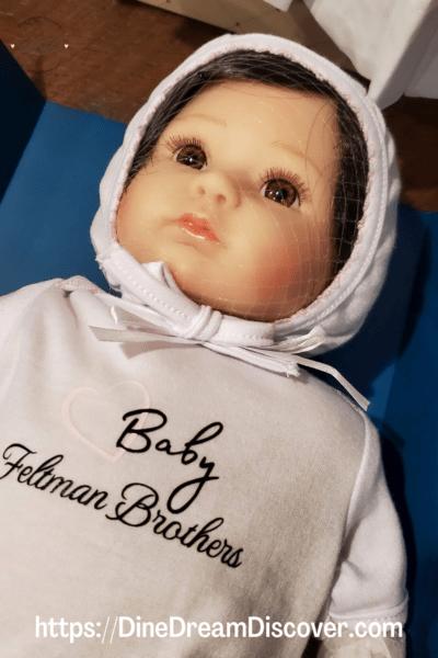 Feltman Doll Carly