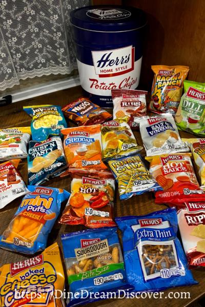 Herr's Snacks
