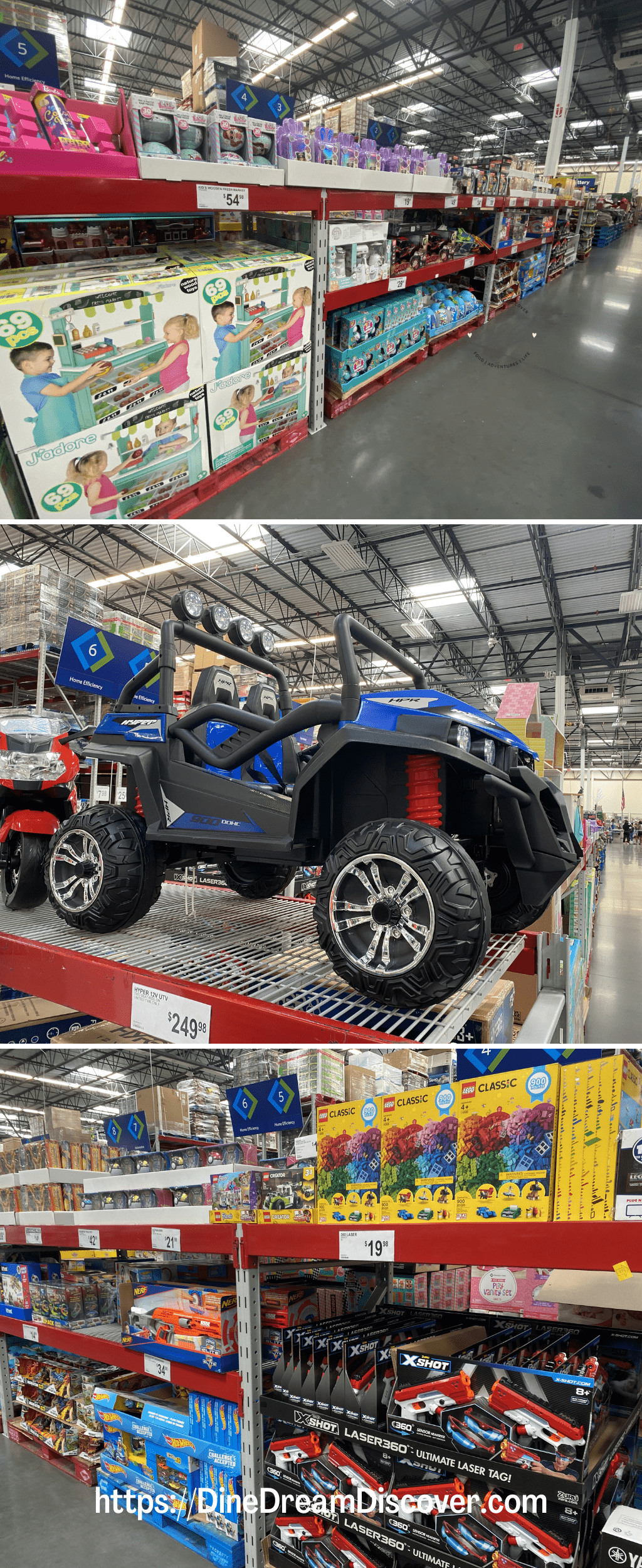 sam's club holiday gifts