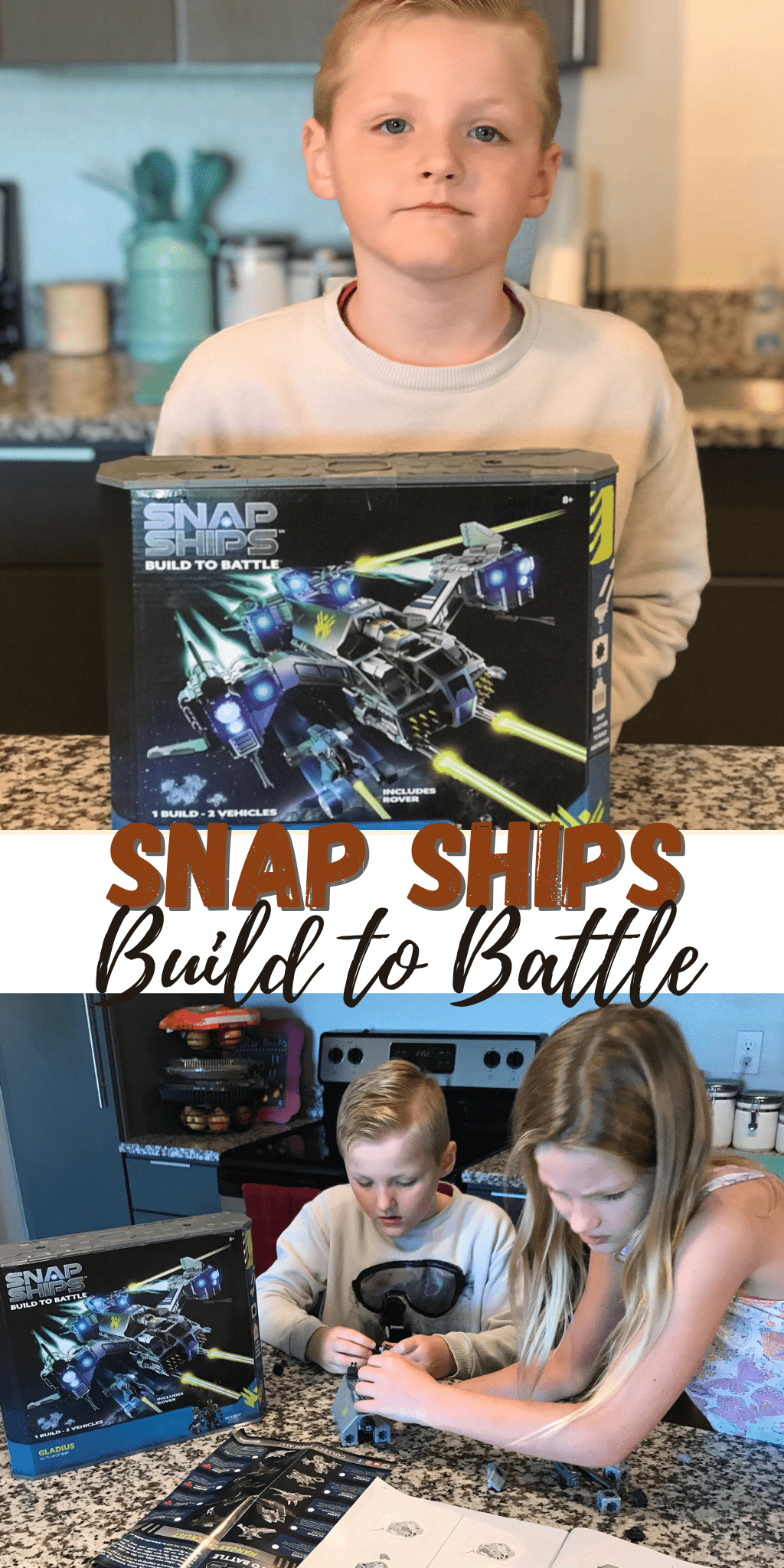 Snap Ships by Play Monster