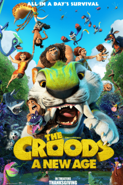 the croods cast