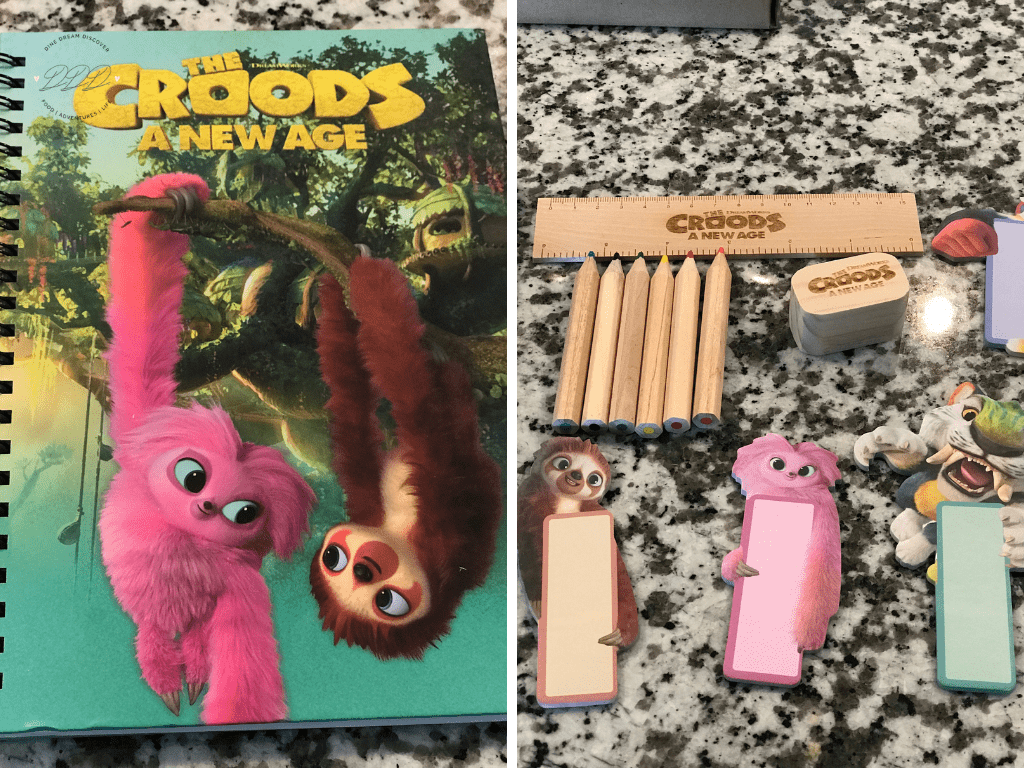 croods gift pack