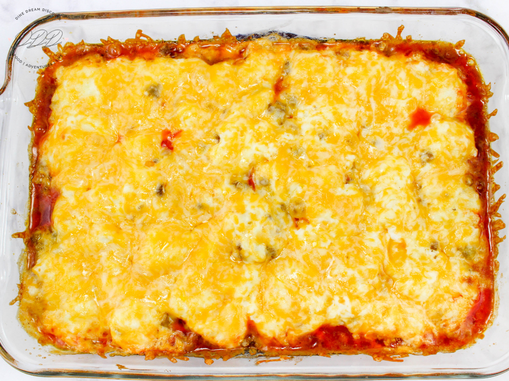 cheesy enchilada dip recipe