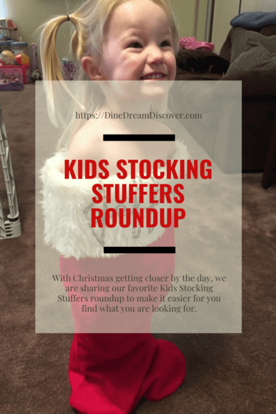Kids Stocking Stuffers Roundup