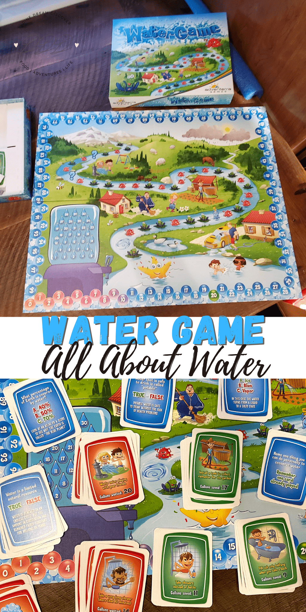 Water Game Teaches Kids About Water