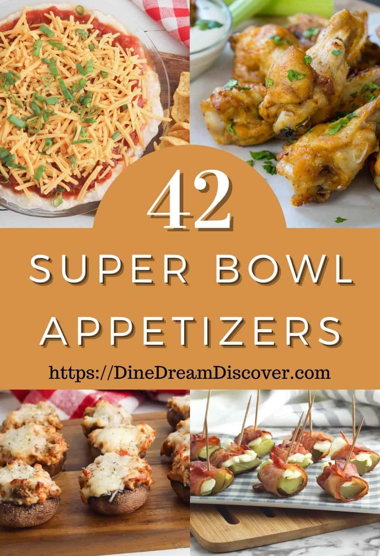 Best Super Bowl Appetizers