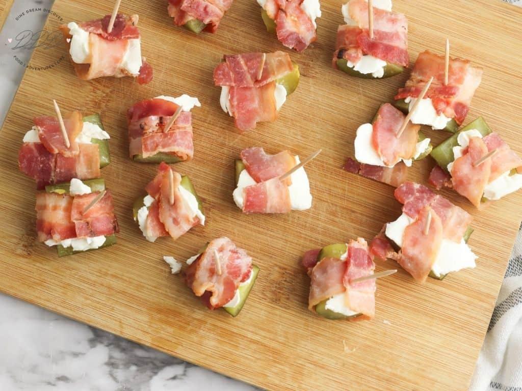 bacon pickles recipe