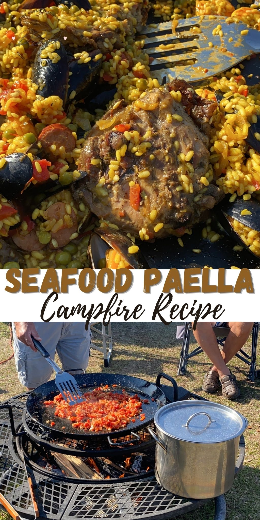 Seafood Mixed Paella
