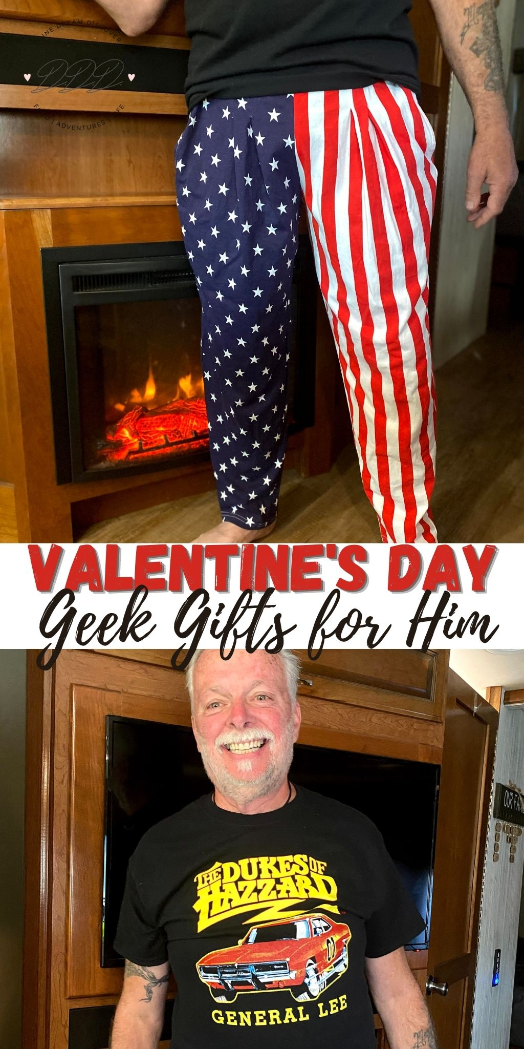 Geek Gifts for Him on Valentine's Day