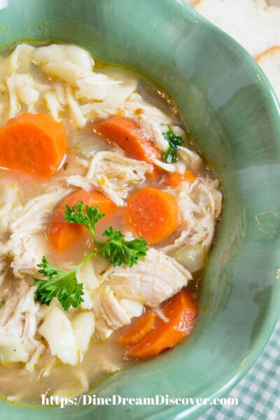 weight watchers soup instant pot