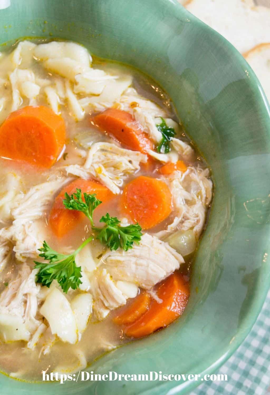 weight watchers soup instant pot