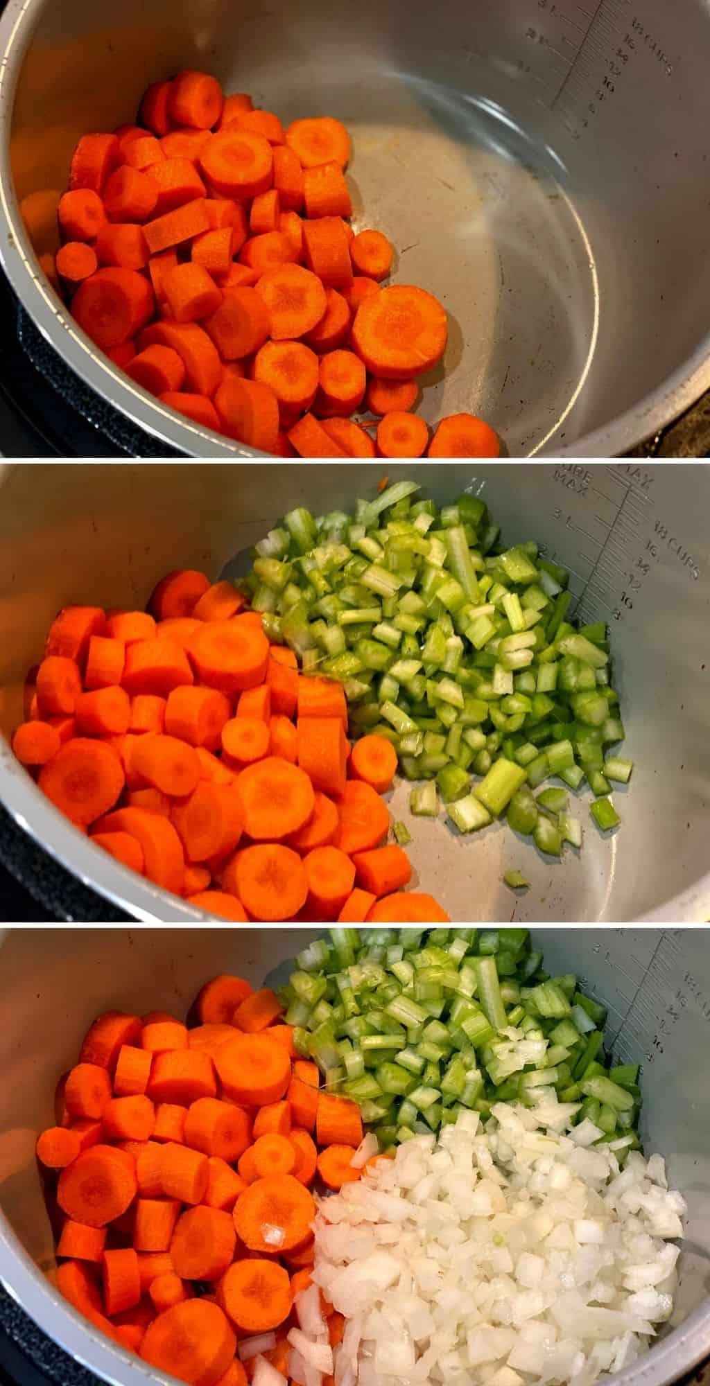 instant pot soup vegetables