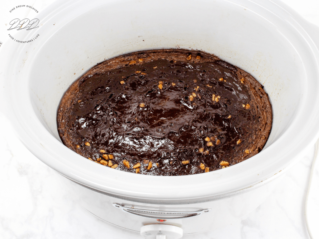crockpot brownies