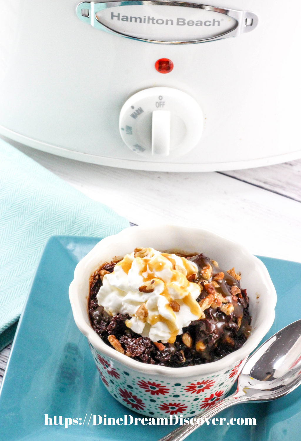 Slow Cooker Brownies Recipe
