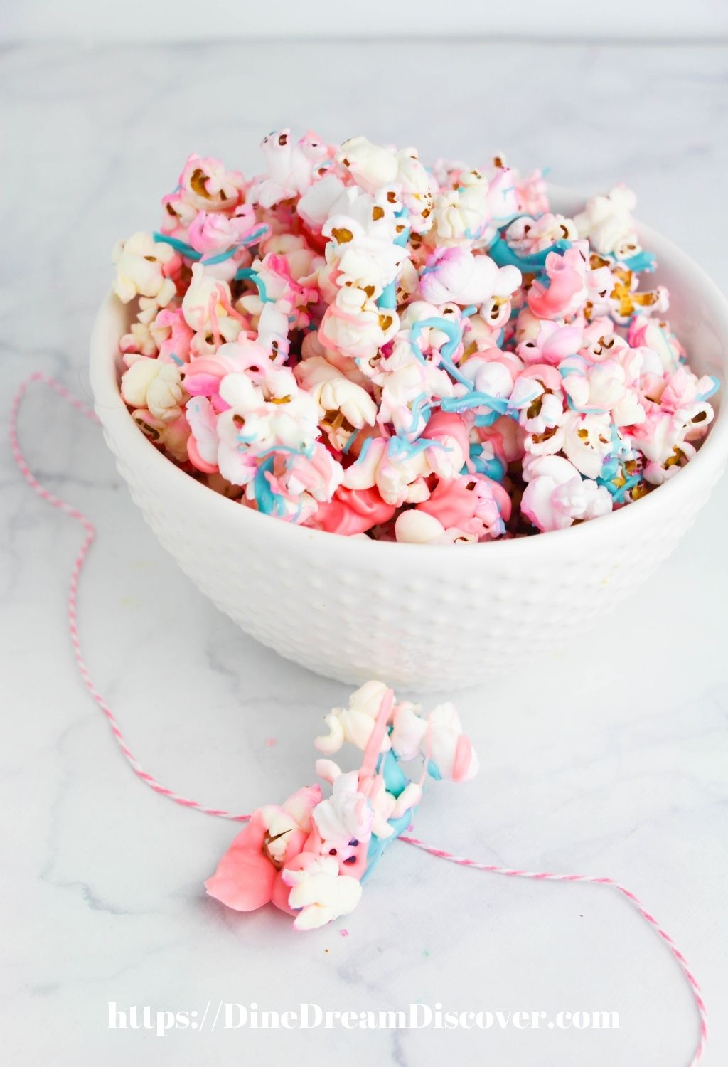Unicorn Popcorn Recipe