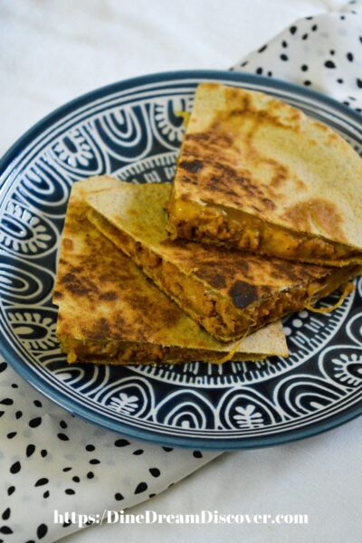 Cheeseburger Quesadilla Recipe