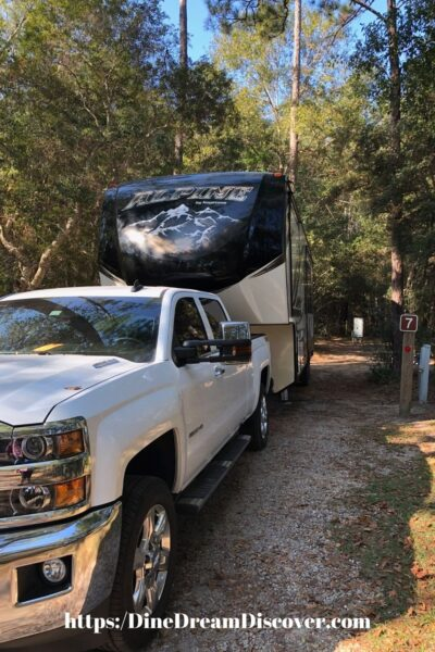 Renting to RV Full Time Living In 4 Weeks