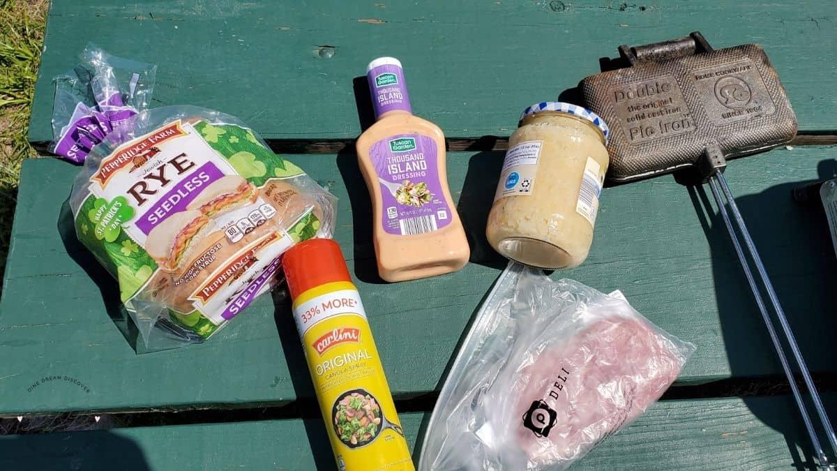 reuben sandwich ingredients