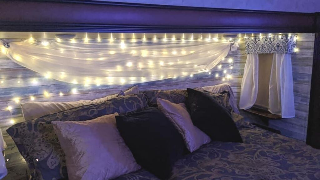 rv bedroom decorations