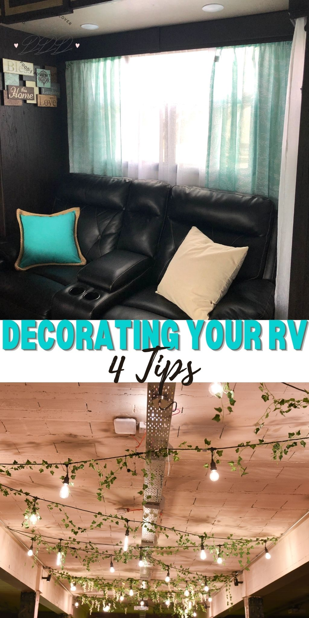 Decorating Your RV